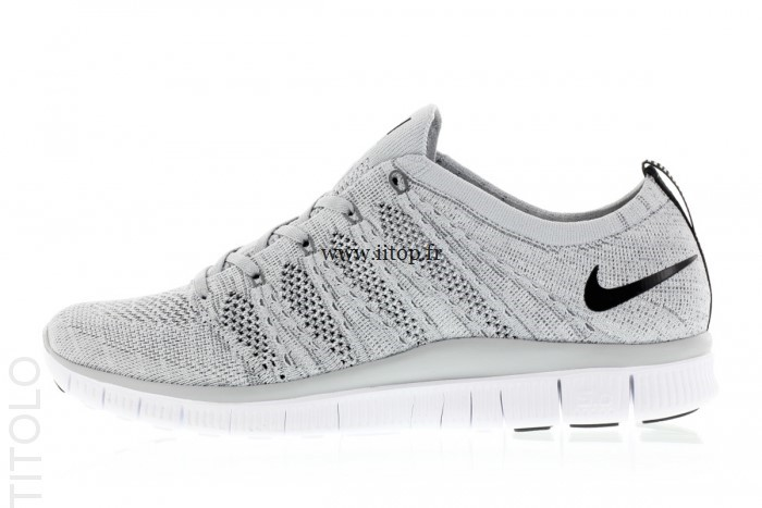 save off 18a80 37be2 nike flyknit nsw grise