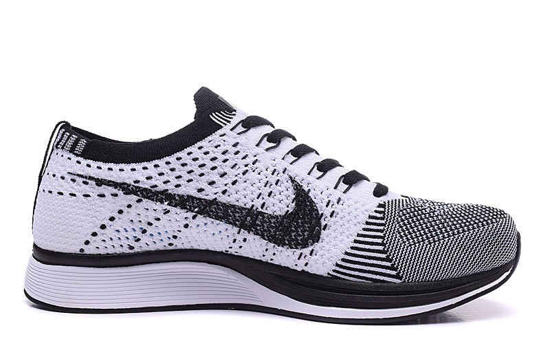 san francisco cfab8 8893c nike flyknit racer femme pas cher