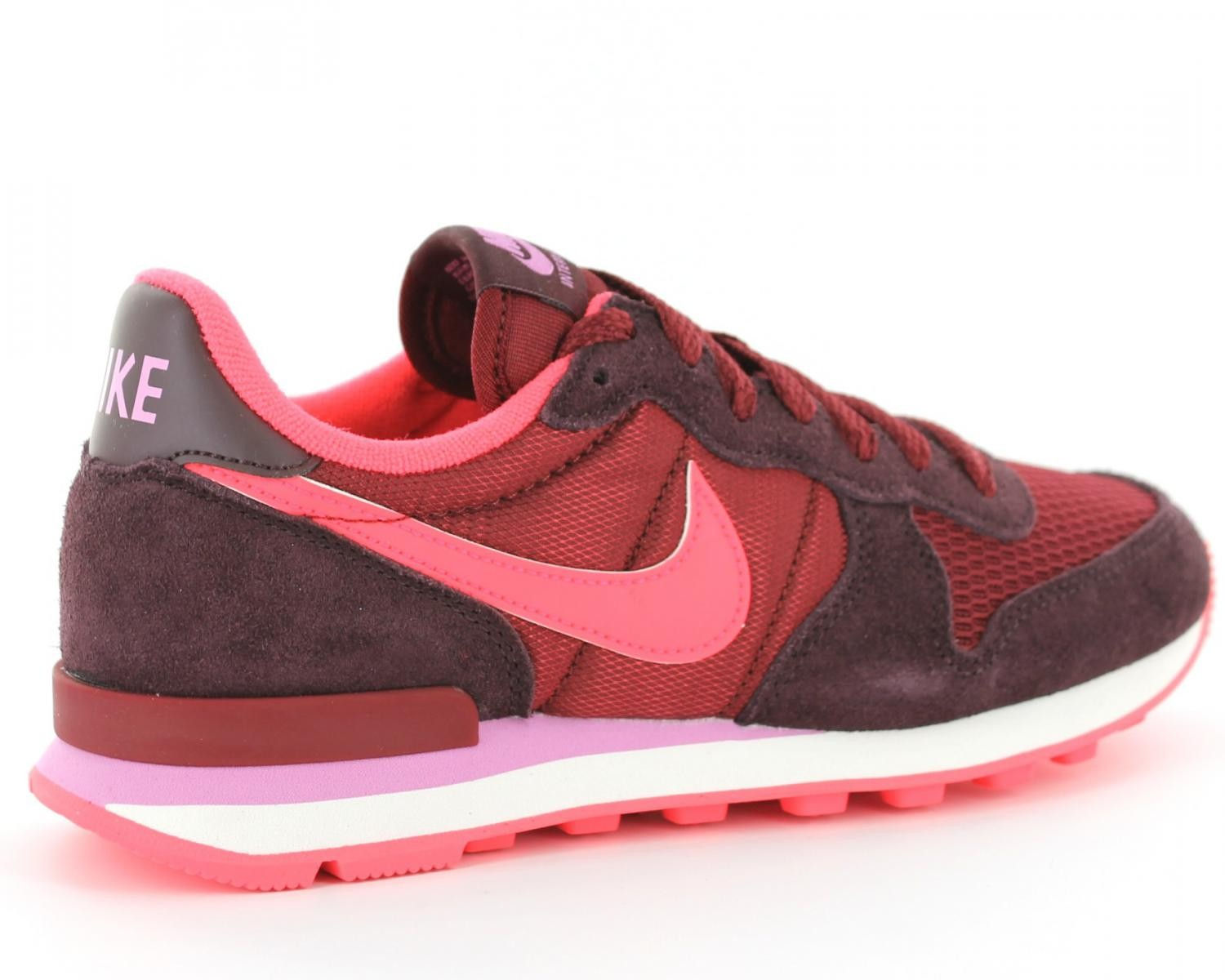 free shipping 4ce34 00d1d nike internationalist femme bordeaux