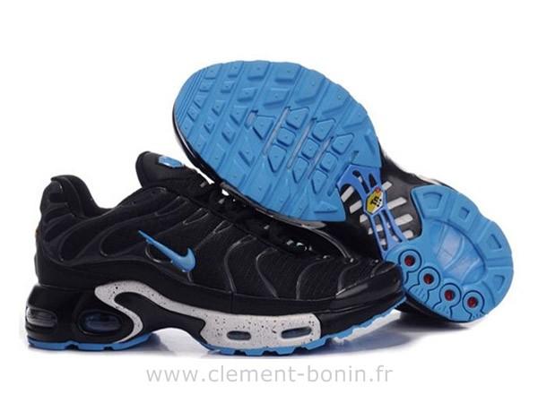 tn nike noir et bleu