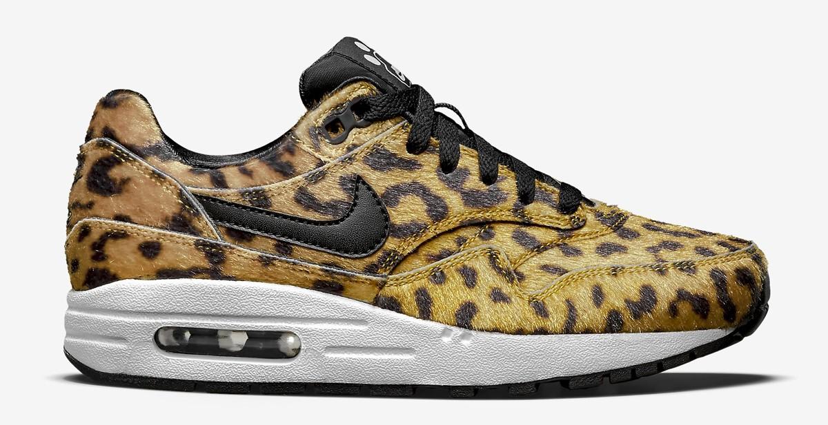 nike max leopard