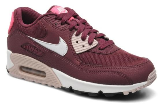 nike air max 90 essential femme bordeaux