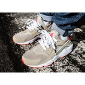 air huarache light beige laser crimson