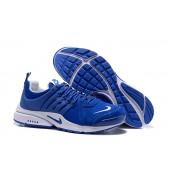 chaussure homme nike presto bleu
