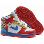 nike dunk high enfant