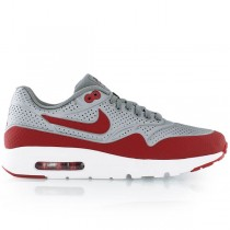 air max 1 grise et rouge