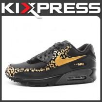 air max 90 leopard gold