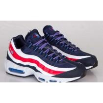 air max 95 bleu blanc rouge