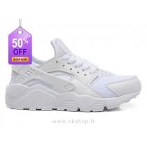nike air max huarache blanche