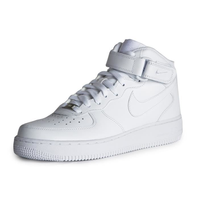 air force 1 mid homme