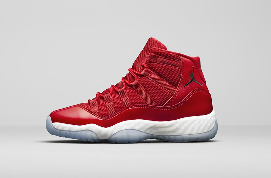 air jordan 11 rouge, air-jordan-11-win-like-gym-red-1