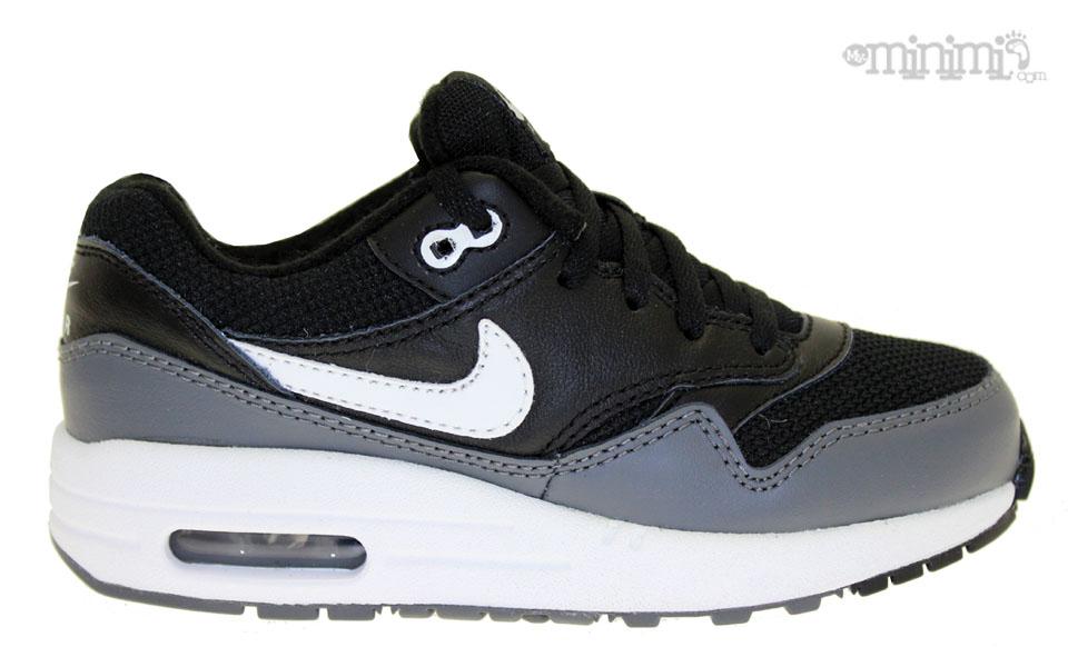 3fa3c4b3a09 air max 1 noir gris blanc