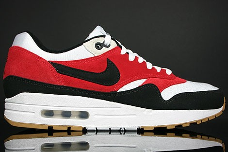 air max one rouge et noir