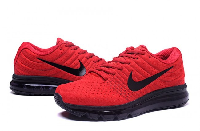 premium selection c4b99 403d0 air max 2017 rouge homme, Homme Nike Air Max 2017 Rouge. Zoom
