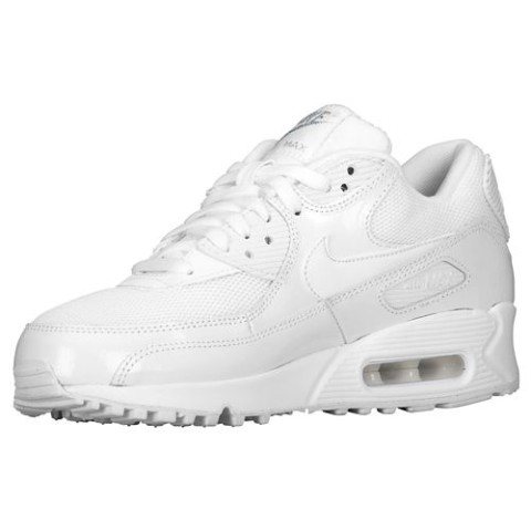 air max blanche foot locker