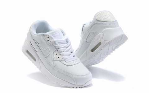 air max blanche courrir