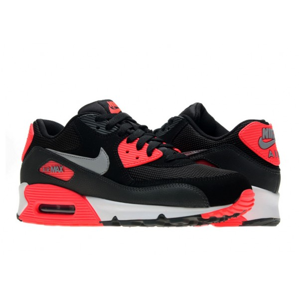 nike air max rouge noir