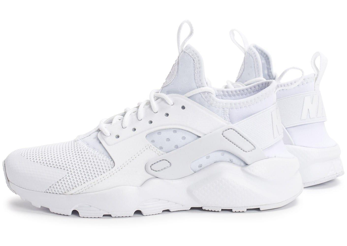more photos ebce7 119e8 nike air huarache blanche junior, Cliquez pour zoomer Chaussures Nike Air  Huarache Run Ultra Cool