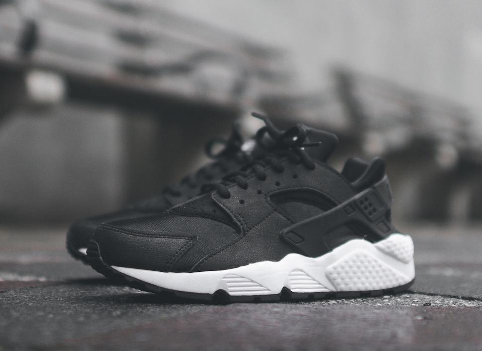 sports shoes 56d19 4df53 nike air huarache noir femme