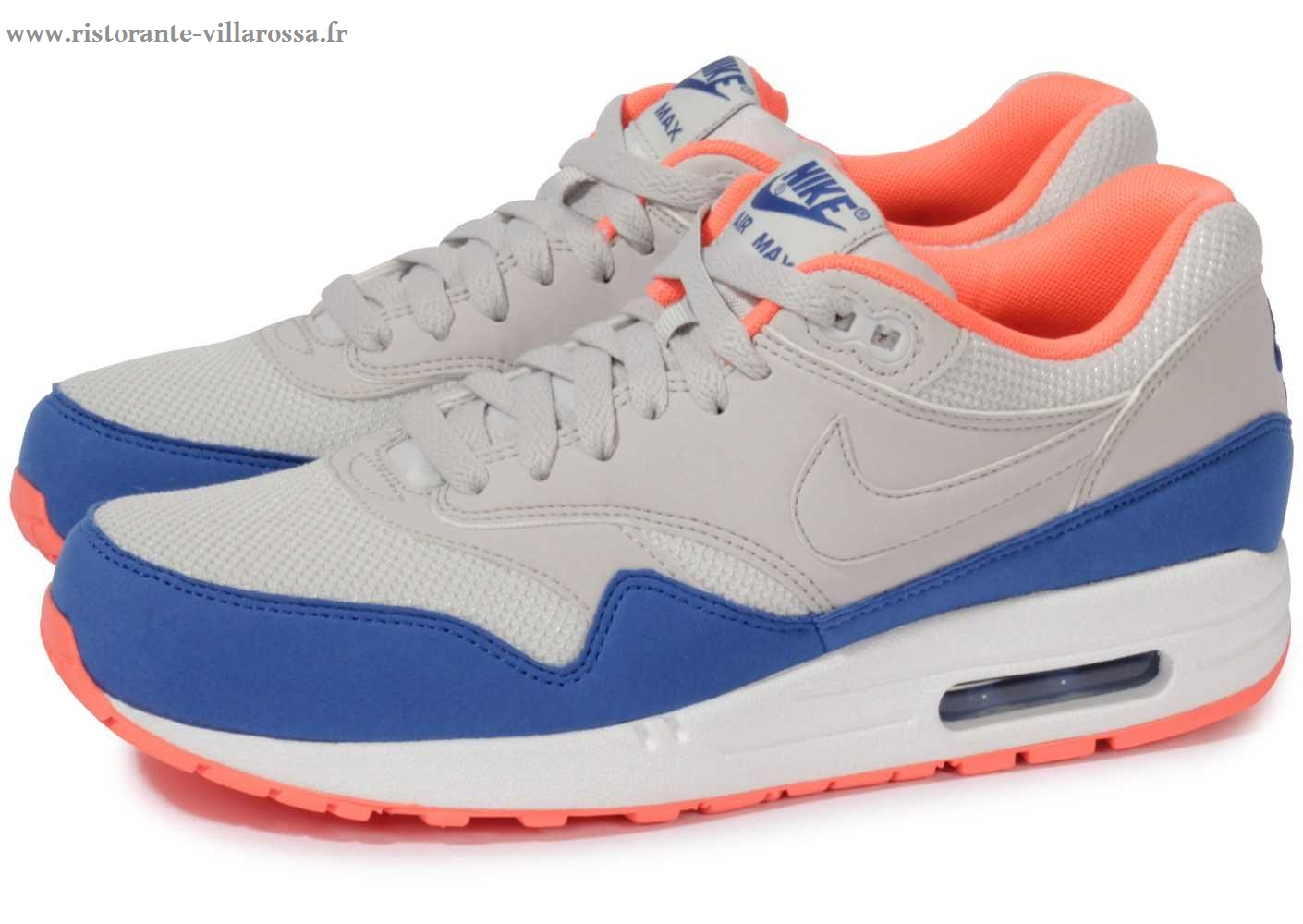 new style 6f99f cb254 ... where can i buy nike air max 1 essential bleu orange f9c1d 0f81c