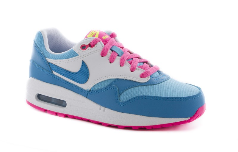 detailed images wholesale outlet aliexpress nike air max 1 rose et bleu