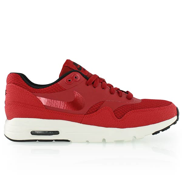 nike air max 1 ultra essentials rouge, nike W AIR MAX 1 ULTRA ESSENTIALS