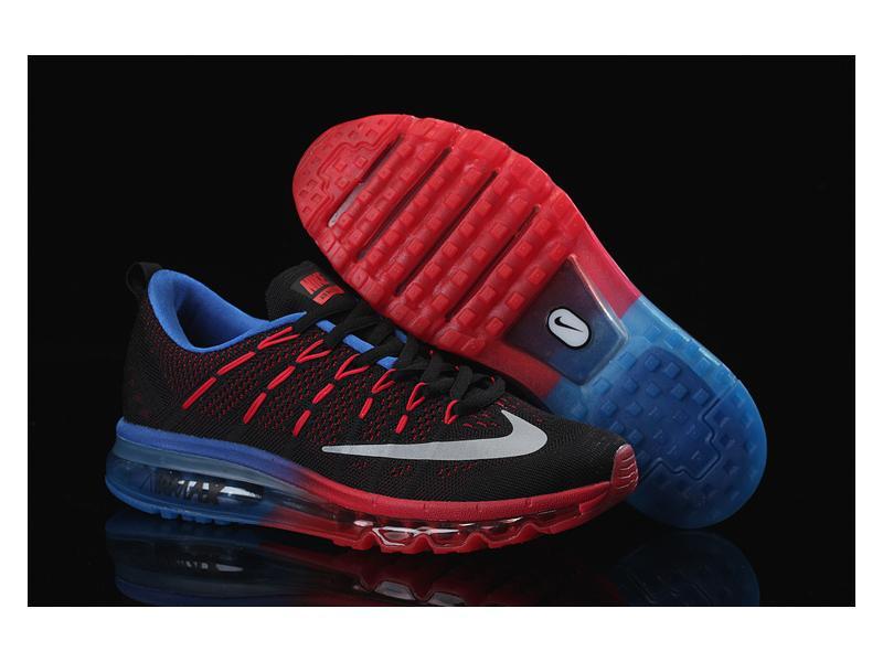 huge discount f8c65 d73a8 nike air max 2016 rouge bleu
