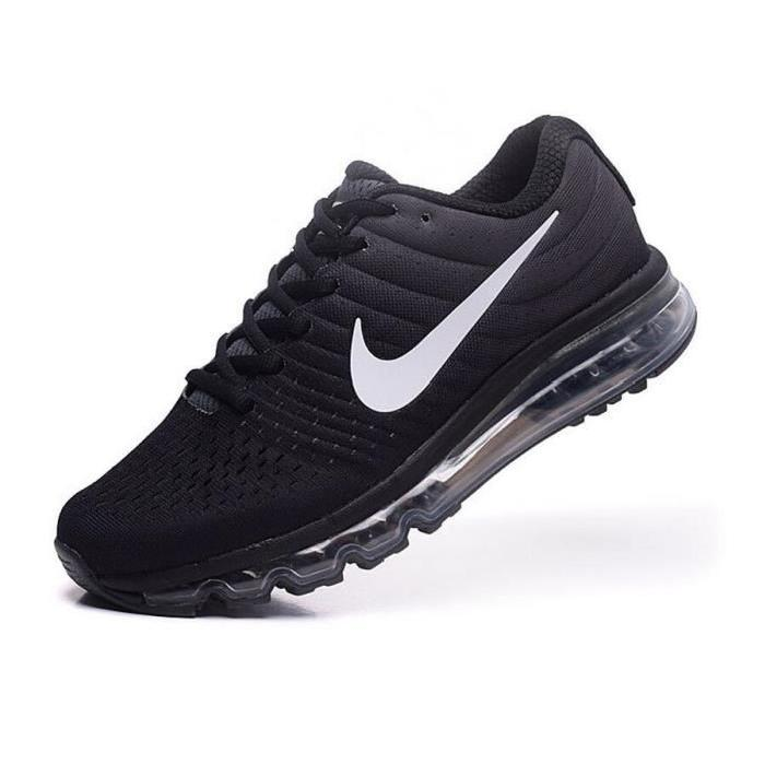 buy popular b7416 ad4ea nike air max 2017 femme noir