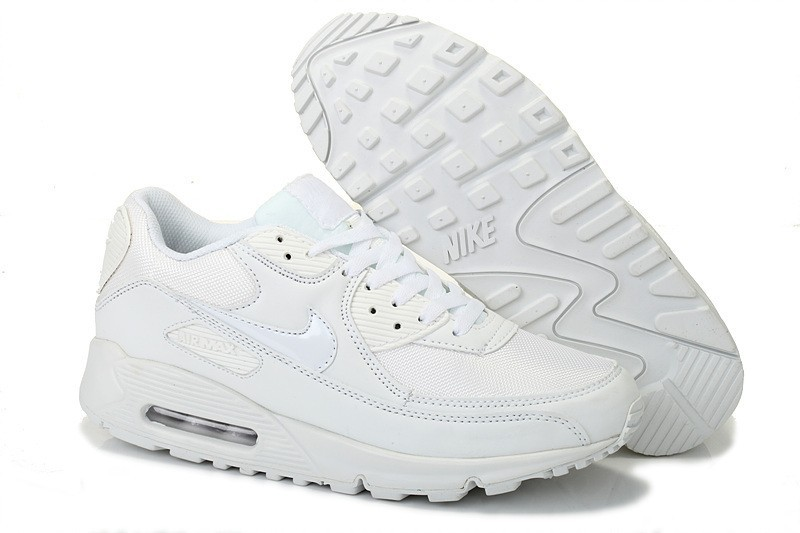 air max 90 white pas cher