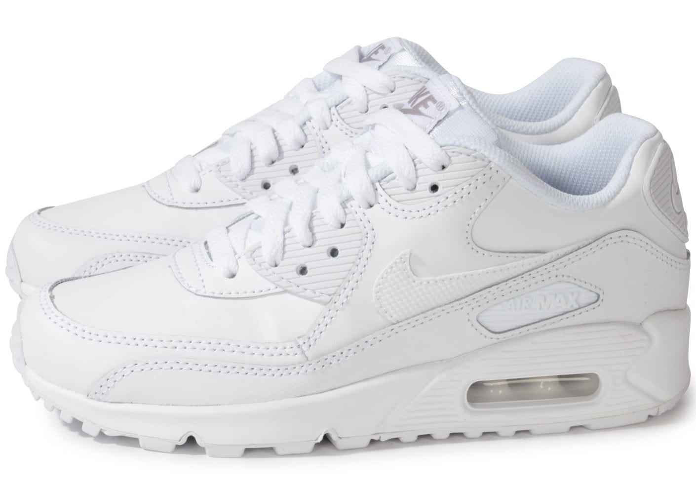basket nike blanche air max