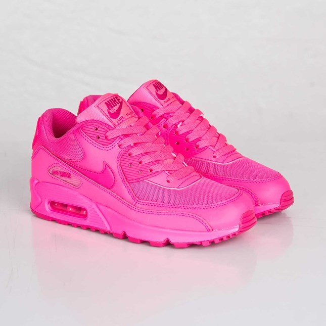 air max femme pas cher rose fluo