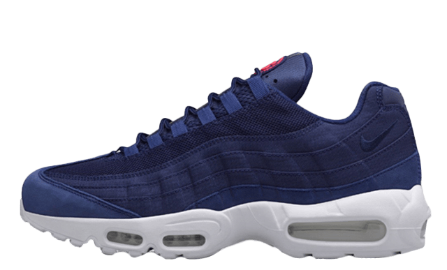 nike air max 95 blue, The Stussy x Nike Air Max 95 Loyal Blue is scheduled to release on 12th December via the following retailers. UK true DD/MM/YYYY Outlook CalendarGoogle ...