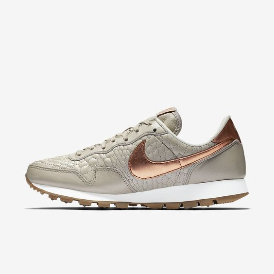 nike air pegasus 83 beige gold, Nike Air Pegasus 83 Premium Quilted Women's Shoe. Nike.com | | Shoes | | Pinterest | Nike air pegasus, Pegasus and Trainers