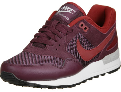 nike air pegasus 89 bordeaux, Nike Air Pegasus 89 W chaussures ...