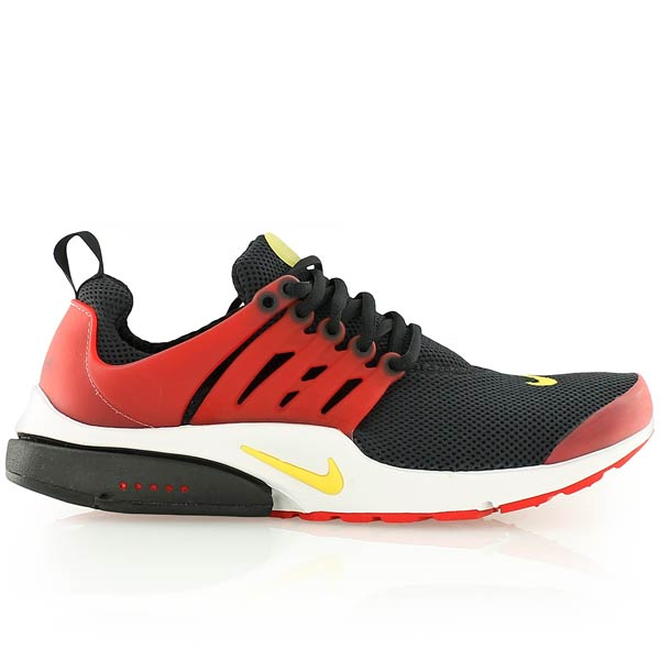 nike air presto rouge et noir, nike AIR PRESTO ESSENTIAL