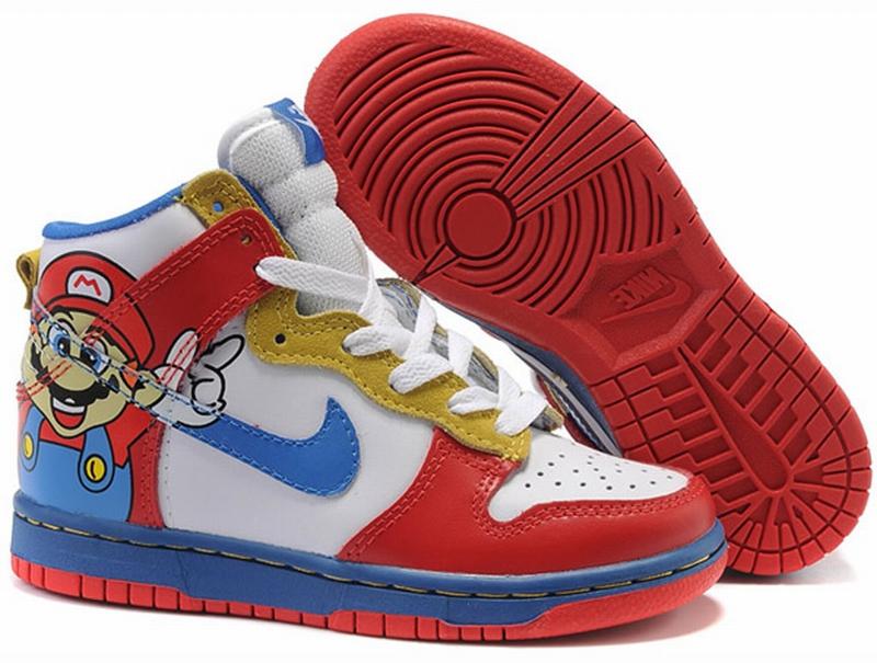 free shipping 76b66 25bc7 nike dunk high enfant, Soldes Nouveau Officielle Boutique Nike Dunk Sb High  Chaussures Pour Garcon
