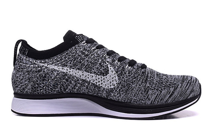 competitive price 7927f 0a791 nike flyknit grise homme