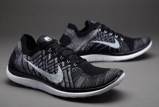 Chaussures Nike Free Flyknit blanches homme CaIuJ