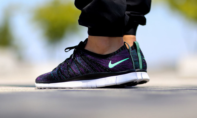 brand new c9212 72a9a nike free flyknit femme
