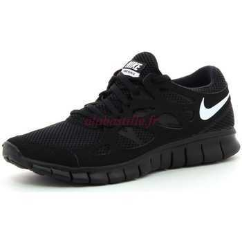 nike free homme 43, Fr.239259 Baskets Basses Nike Free Run 2 Nsw Noir / Blanche Homme - Taille: 41/42/43/44/45/46