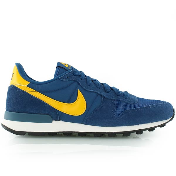 nike internationalist bleu jaune, nike INTERNATIONALIST