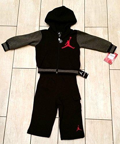5c0861b79d810 survetement enfant garcon jordan, Nike - Survêtement Complet AIR JORDAN  Haut et Bas pour Bébé