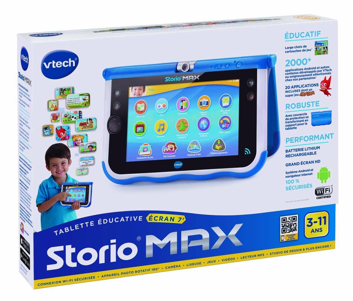 tablette enfants storio max. Black Bedroom Furniture Sets. Home Design Ideas