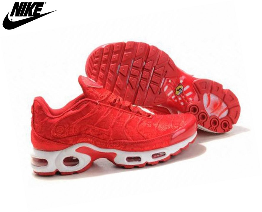 tn rouge nike, ... Nike Tn Requin/ Tuned 1 Baskets Pour Femme/Fille Rouge - Nike Tn Requin ...