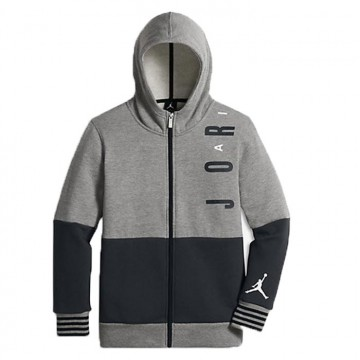 veste jordan enfant, Veste Jordan Diamond grise Junior
